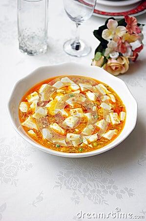 Crab Tofu