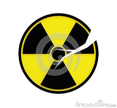 Crack radioactivity sing