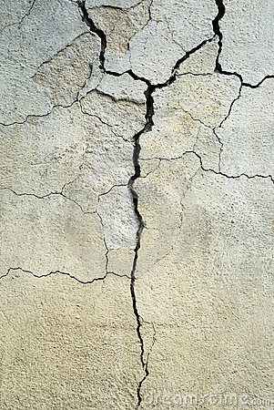 Free Cracked Concrete Stock Images - 3291564
