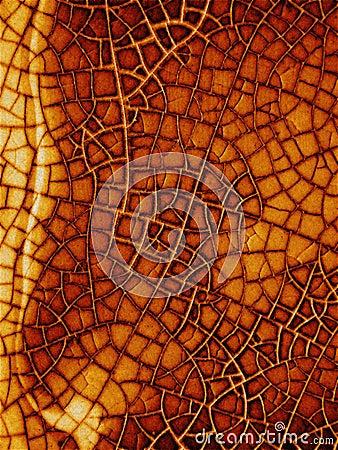 Cracked Glass Grunge Texture