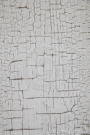 Cracked Paint Pattern