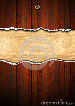 Free Cracked Wooden Background Stock Images - 26242304