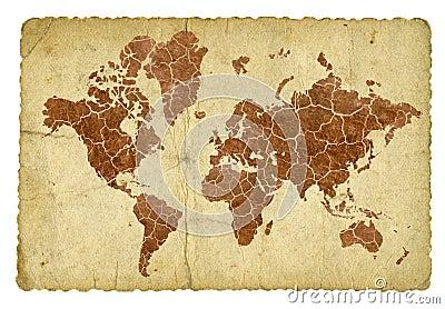 Cracked world