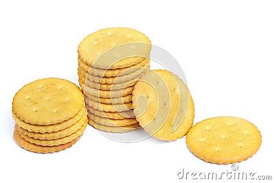 Cracker cookies