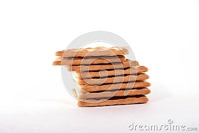 Cracker stack.