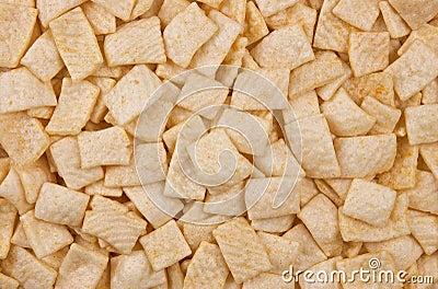 Cracker tidbit
