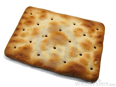 Crackerplätzchen 2
