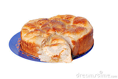 Crackling bread