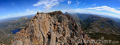 Cradle Mountain Summit Tasmania