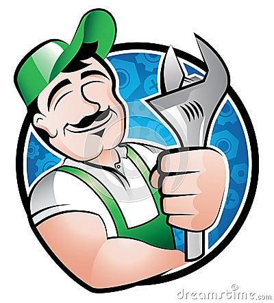 Free Craftsman Stock Image - 10328861