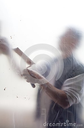 Craftsman, plasterer