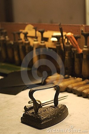 Free Craftsmanship Gear Stock Photography - 3490062
