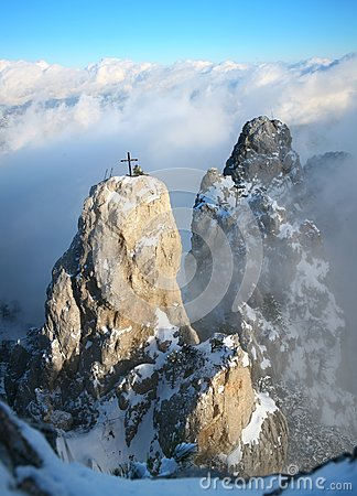 Crag on Ay-Pertri