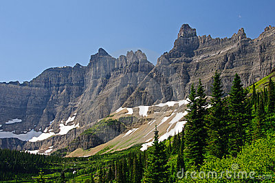 Crags of the Mountain West