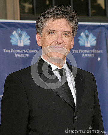 Craig Ferguson Editorial Stock Image