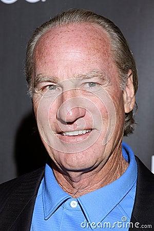 Craig T. Nelson, cozinheiro de Doria Imagem de Stock Editorial