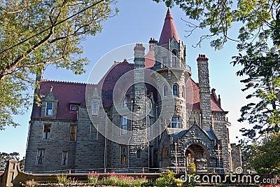 Craigdarroch Castle Victoria Canada