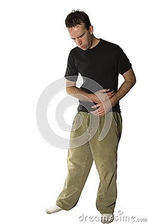 Crampes d estomac