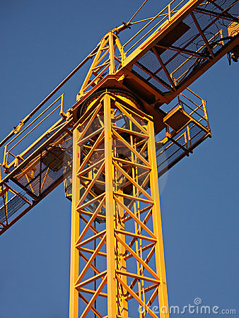 Free Crane Royalty Free Stock Photos - 108328