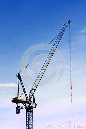 Free Crane Royalty Free Stock Images - 24720919