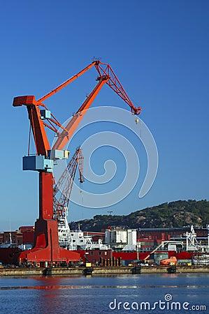 Free Crane Stock Photos - 2667293