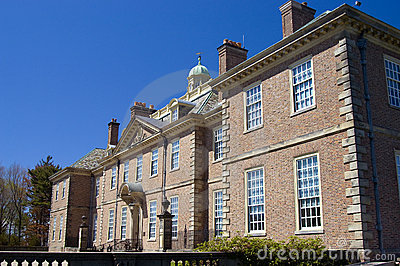 Crane Castle In Ipswich