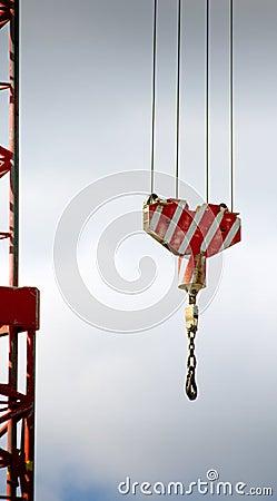 Free Crane Closeup Royalty Free Stock Images - 8618139