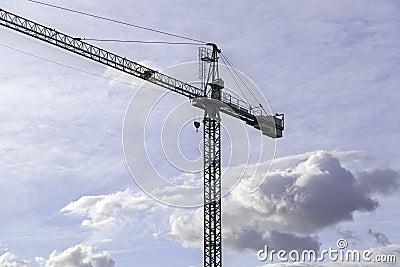 Crane construccion