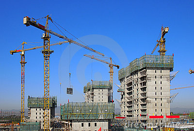 Crane in Construction