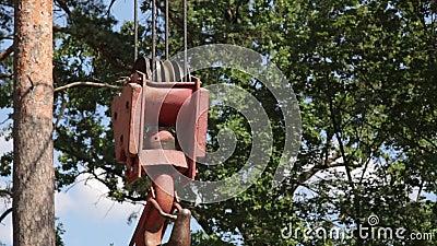 Crane Hook Cable metrajes