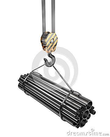 Crane lifting plan
