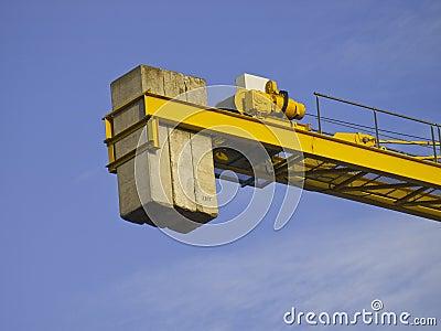 Crane part