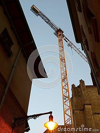 Crane Perspective