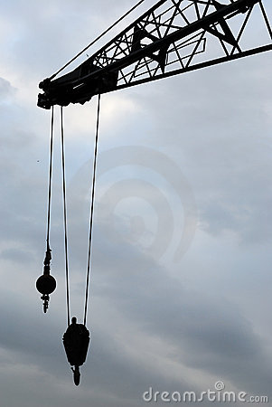 Crane and Pulleys