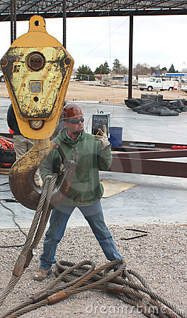 Crane rigger