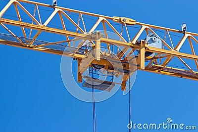 Crane trolley