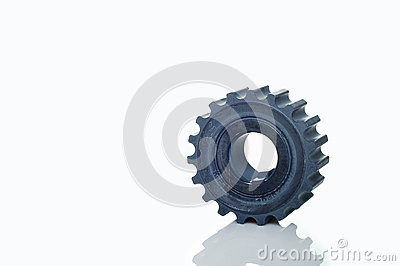 Crankshaft sprocket gearbox component
