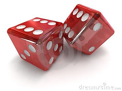 Craps Royalty Free Stock Photo - Image: 4422005