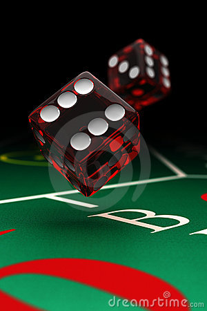 Free Craps Dice Stock Photo - 20846670