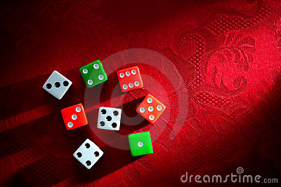 Craps Dice for Shooting Gambling Game