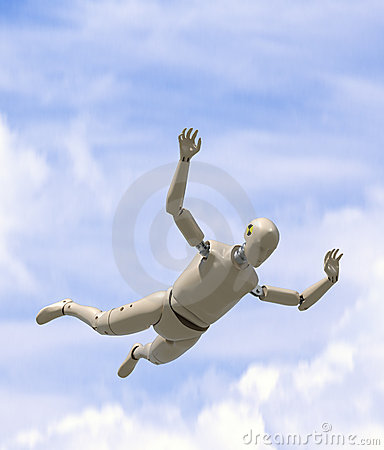 Free Crash Test Dummy Stock Image - 7590631