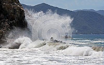 Crashing Waves 1