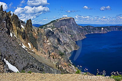 Crater Lake grandeur
