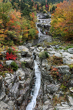 Free Crawford Notch State Park Royalty Free Stock Photography - 9303837
