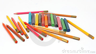 Crayon for childs