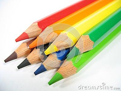 Crayon Stack II