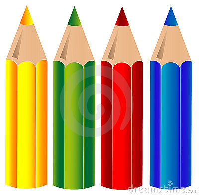crayons  vector royalty free stock photo image 11950085 Splat Vector 9 Splat Vector 9