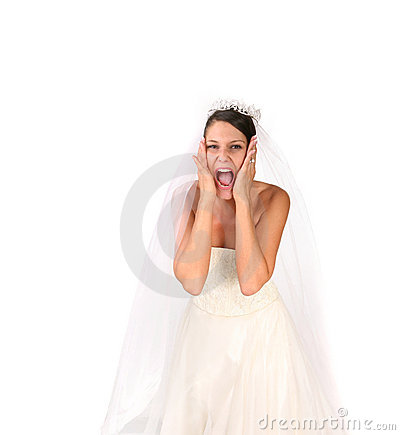 Crazy Bride: Bridezilla on