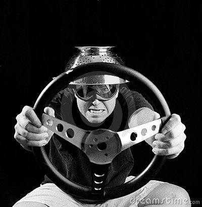 Free Crazy Driver Royalty Free Stock Images - 1617539