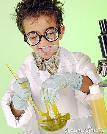 Crazy Little Chemist